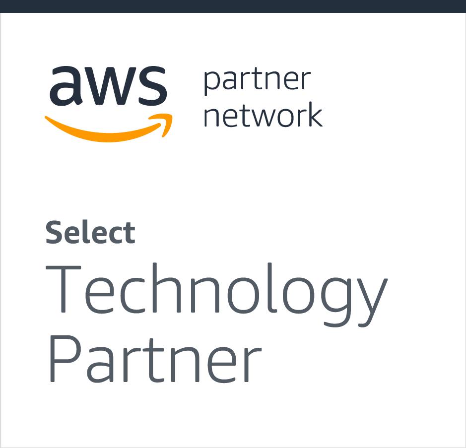 AWS Select Technology Partner