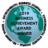 2019 Business Achievement Award Winner